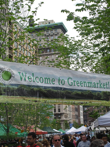 Greenmarket, New York City
