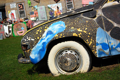 Heidelberg Project - Cars (6)