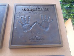 Bob Gurr Legends Plaza