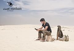 DUBAI MIRAGE|DUBAI FASHION PHOTOGRAPHER (vineetsuthan) Tags: male fashion rose bag army photography nikon dubai pants uae mirage charcol vineet suthan d300s vineetsuthan