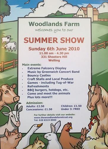 woodlandssummershow