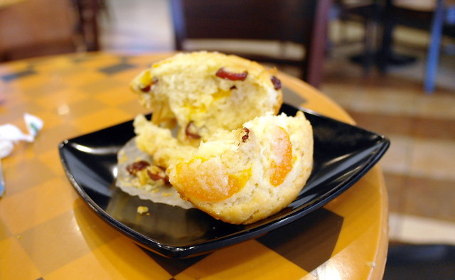 Starbucks Low Fat muffin-2