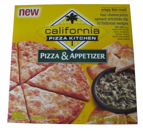 California Pizza Kitchen Frozen Appetizer