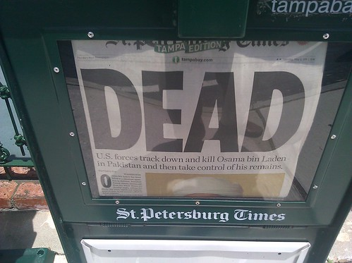 St. Pete Times: DEAD. by MikeWas