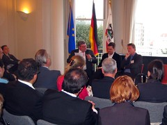 European Parliament Event 4/17/11