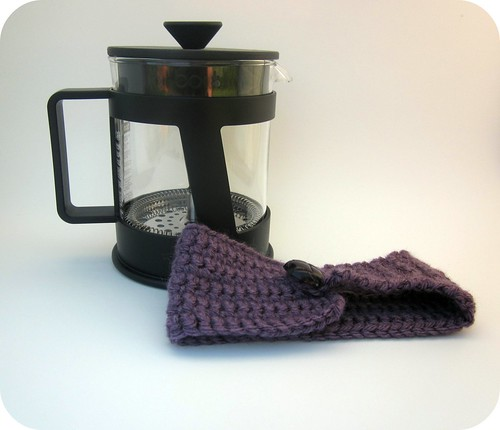 French Press Cozy 004
