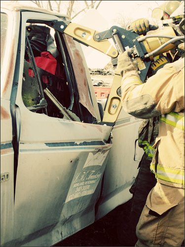 fire / ems extrication