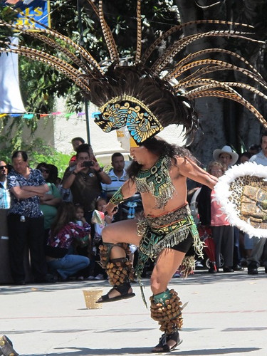 Traditional Dancing (Olvera St.)