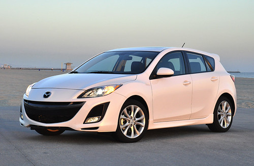 2011 Mazda3 5-Door Grand Touring: Quick Drive