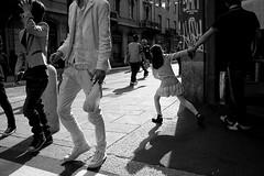 (Donato Buccella / sibemolle) Tags: street blackandwhite bw italy milan children chinatown milano streetphotography paolosarpi mg0106 sibemolle sundayatchinatown