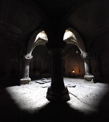 source of light (Hovork, wherefore and why.) Tags: armenia oldchurch keghart