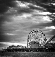 California Carnivle (Stephen Lee Carr) Tags: ocean california travel venice sunset sky sun seagulls beach nature water clouds sailboat canon vintage walking eos rebel evening coast pier losangeles sand surf raw noir walk santamonica seagull ships lifeguard gritty malibu retro palmtrees adobe boardwalk ferriswheel vivitar hdr seabird marinadelrey guardhouse lightroom playadelrey guardtower photomatix 550d t2i