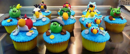 updated angry birds cupcakes