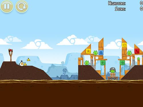 Free Chrome Web App - Angry Birds Chrome Dimension (7)