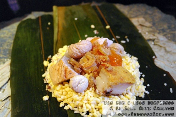 Dim Sum N Rice Dumplings At Li Yen Ritz Carlton-12