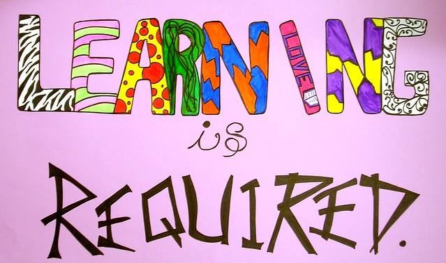 Learning is Required