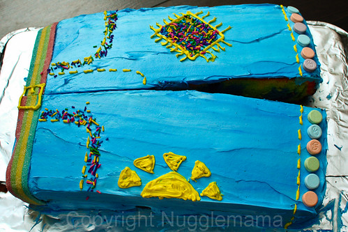 Jeans Cake 2