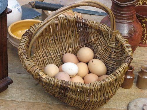 All your eggs in one basket by paulmorriss, on Flickr