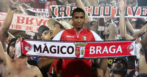 Imorou Oficializado como Reforço do S.C. Braga