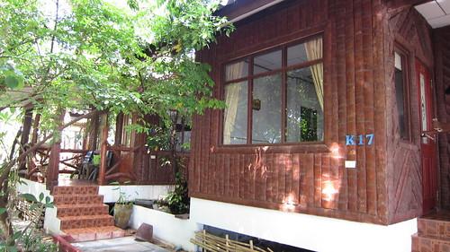 Koh Samui Kirati Resort -standard Hut サムイ島キラチリゾート スタンダードハット (1)