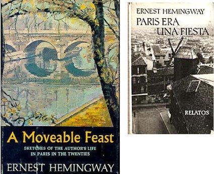 11f05 París era una fiesta Hemingway Montaje