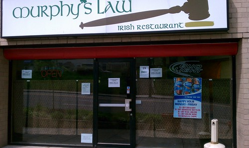 It's judgement day for Murphy's Law by Capital Retail Group