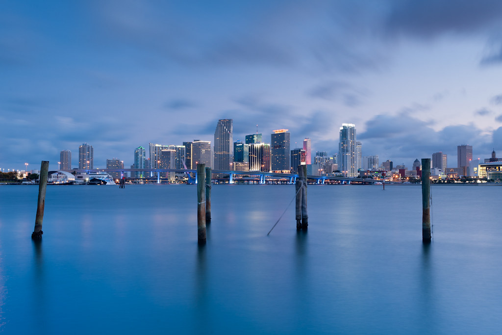Downtown Miami cityscape
