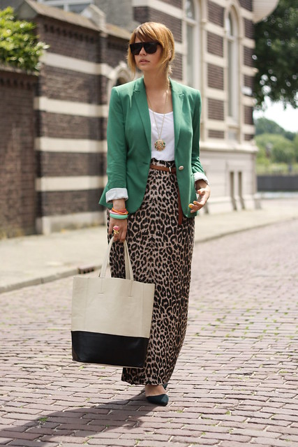 groene blazer 117