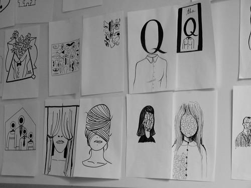 Workshop Nicholas Blechman by la casa a pois