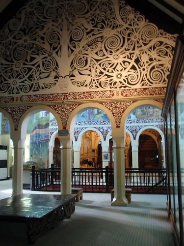 Sarawak Museum interior