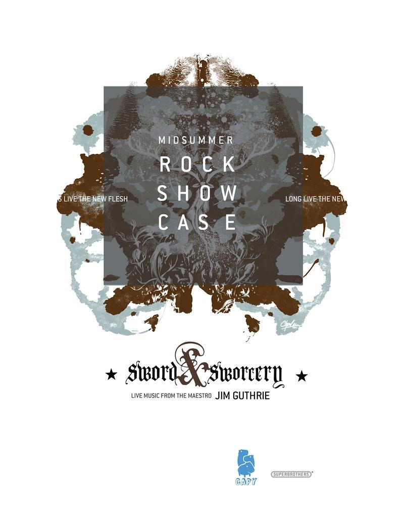 rockshowcase poster