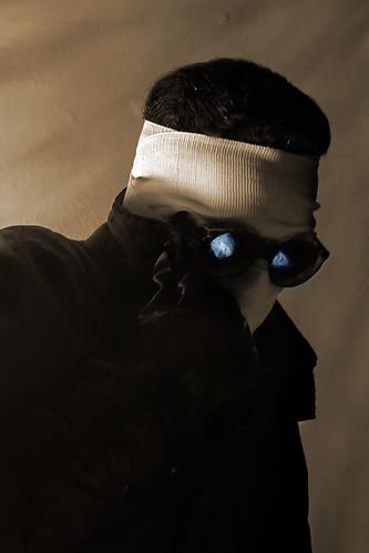 El Hombre Invisible by laap mx
