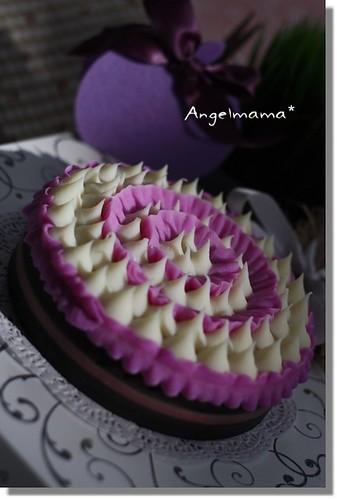 天使媽媽蛋糕皂 046