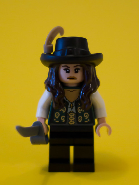 Angelica minifig, complete