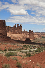 (MakenaSterling) Tags: sky nature clouds landscape photography utah nationalpark desert moab archesnationalpark canoneos5dmarkii