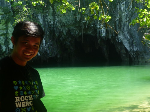 Visiting the Puerto Princesa Underground River