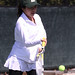 JV Girls Tennis vs Suffield 04-16-14