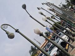 Vermonica (Mike Hume) Tags: california la losangeles streetlight streetlamp lightpole vermonica shielaklein