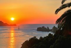 The Land of the Rising Sun (Mitsu-chan) Tags: morning seascape beach sunrise pacificocean rsa  morningshine roadsidestation