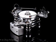 VPI Industries Titan turntable. (leesure) Tags: philadelphia commercialphotography leeshellyphotocom vinyl vpiturntable