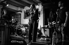 Molly Moore 09/15/2016 #4 (jus10h) Tags: mollymoore novacancy vancancy hollywood losangeles la california live music concert gig show release album cd party event performance black white photography nikon d610 2016 justinhiguchi photographer birthday