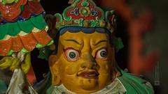 Tibet, a buddhist deity in the monastery (China), 06-2016, 60 (Vlad Meytin, vladsm.com) (Vlad Meytin | Instagram: vmwelt) Tags: chengguan china khimporiumco meytin tibet tibetan vladmeytin art artgallery artists artphoto artworld asia buddhism buddhiststatue carlzeiss chinese deity fe5518 gallery highaltitude holy indoor local photography photographyart pictures religion religious sony sonya7 sonyalpha statue stupa stuparoom symbols traditional vladsm vladsmcom vmwelt zeiss