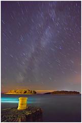 Milky Way in Croatia (stefan.bauer) Tags: milkyway milky way croatia nigh nightshot nightatthesea nightsky starrynight nikon d7100 nikond7100 tokina 1116 sea seaview seascape