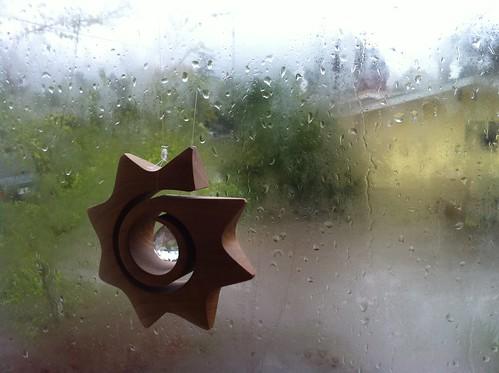 a rainy equinox