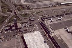LAFD Aerial Photos 0f LAX November 1971