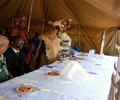 Fieldwork in Botswana