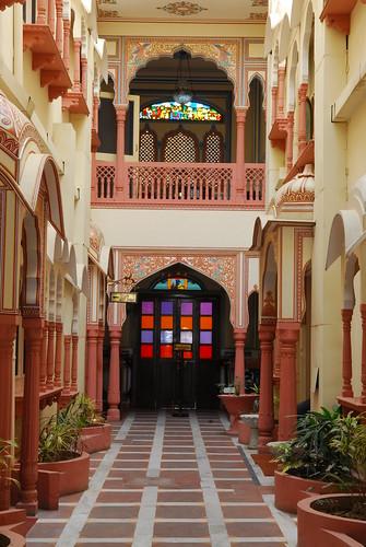 Holi Fest and Amber Fort - Jaipur Day 2 032
