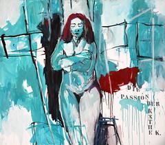 04 óleo sobre lienzo   146x166 cm 1998 (arteneoexpresionista) Tags: rando jorge käthe kollwitz