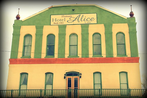 Day 82:  Alice's Restaurant