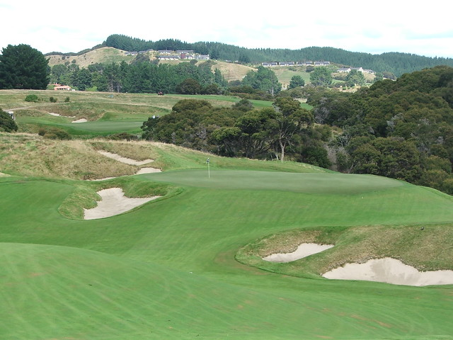cape kidnappers seventh
